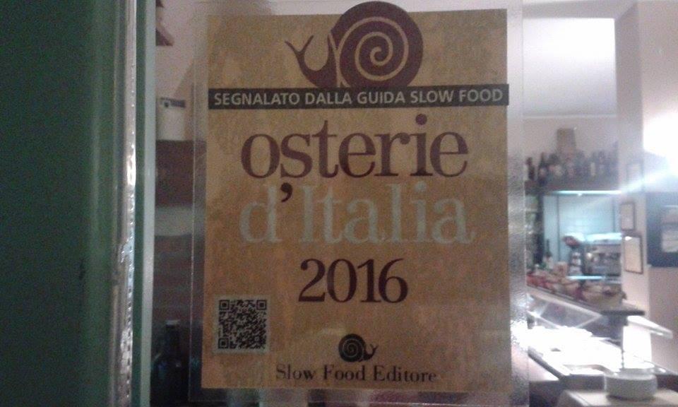 """OSTERIE D'ITALIA 2016"""