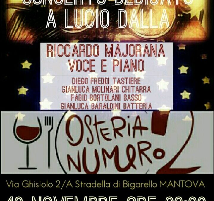 """""""STORIE DI LUCIO. STORIE DI MAJO"""""""