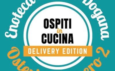 """""""OSPITI IN CUCINA – DELIVERY EDITION"""""""